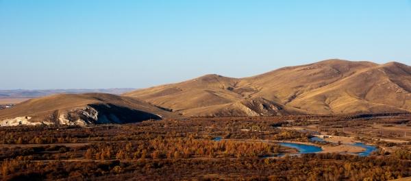 Genhe River Wetlands